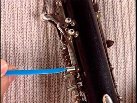 oboe - 13/15  - Cuidado y mantenimiento del oboe