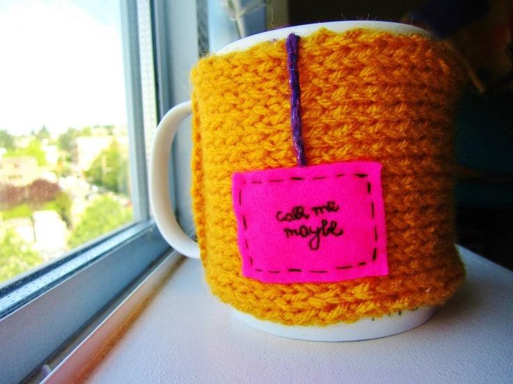 "Onana Snug Mug Cozy || ""Call Me Maybe"""