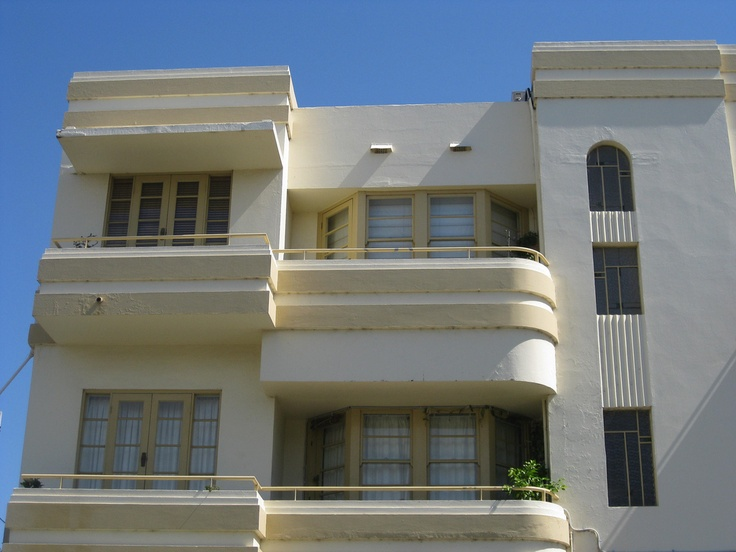 Art Deco Flats on the Corner of Powlett and Hotham Streets - East Melbourne | Flickr - Photo Sharing!