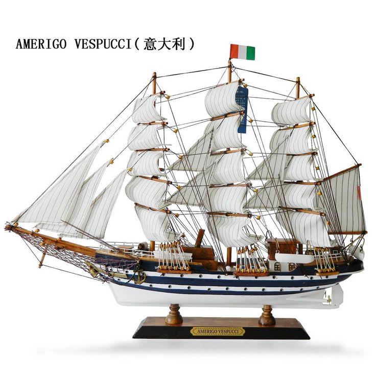 大型帆船模型をインテリアとして買う!