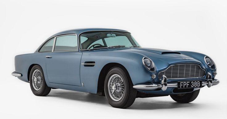 1964 Aston Martin DB5 Saloon
