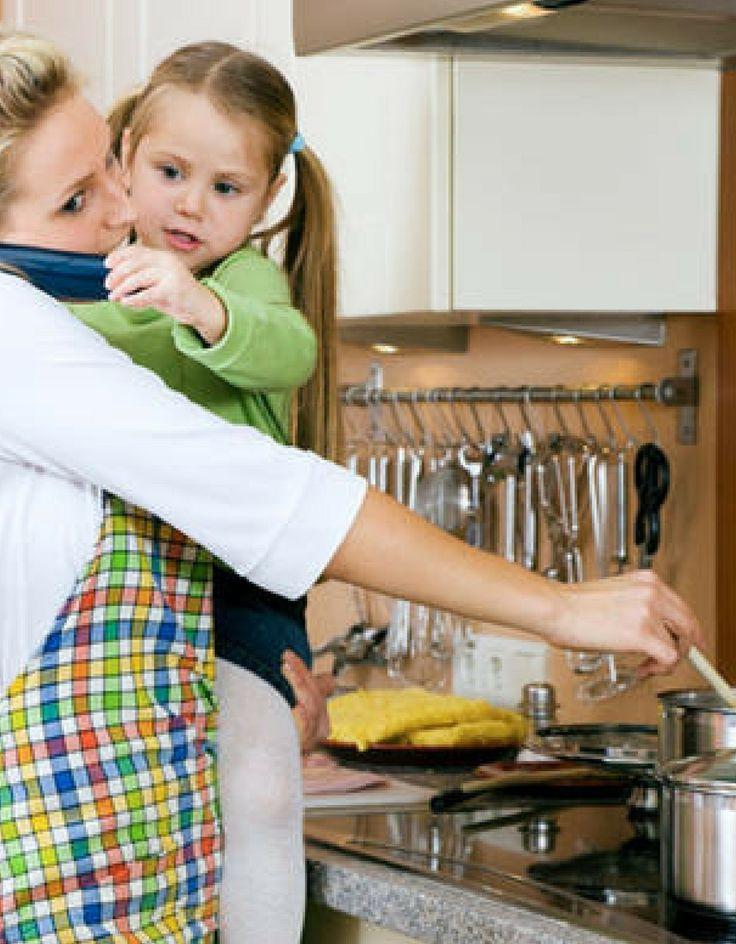 10 Frases engraçadas e reais sobre a maternidade
