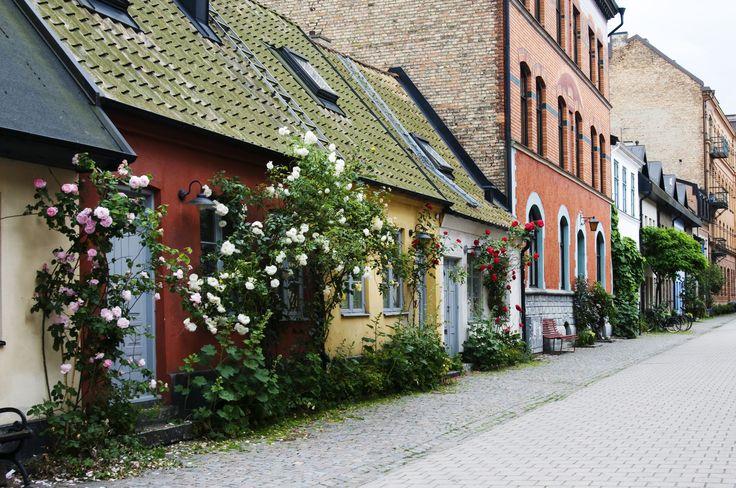 Gamla Väster in Malmö © Helena Bergqvist