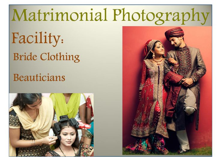 B. R. Studio's Facilities absolutely free for Matrimonial shoots  http://brstudio.net/ for more details contact us : 09837085461 09997025461