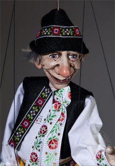 foto: Countryman Jozka Marionette