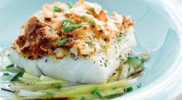Poisson blanc - recette facile - Gourmand