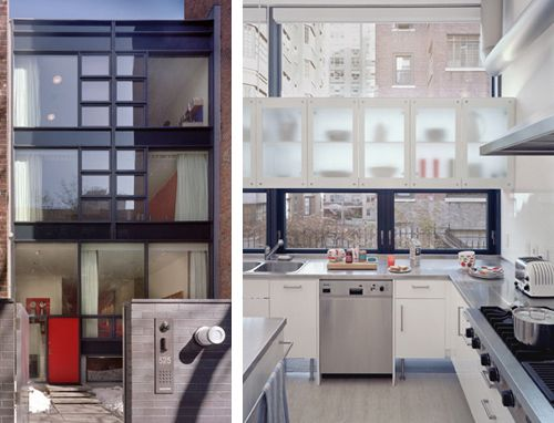 25 Best Town House Ny Images On Pinterest  Terraced House Family Best New York Kitchen Design Style Inspiration Design