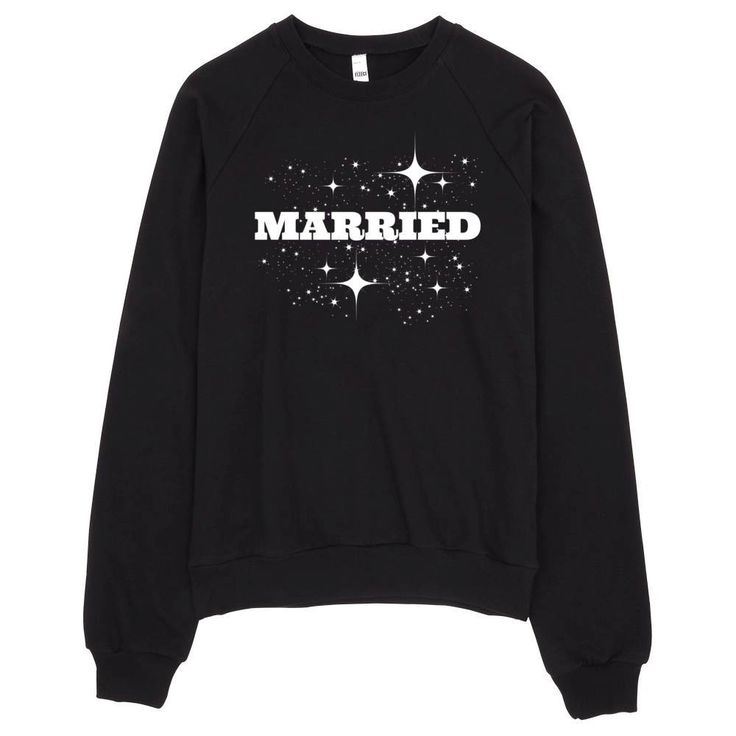 Married, Just Married, Printed of both sides,Sweatshirt,Valentine'sday gift, funny sweatshirt, Netflix,Funny,graphic shirt,winter,fashion by SJKsBoutique on Etsy