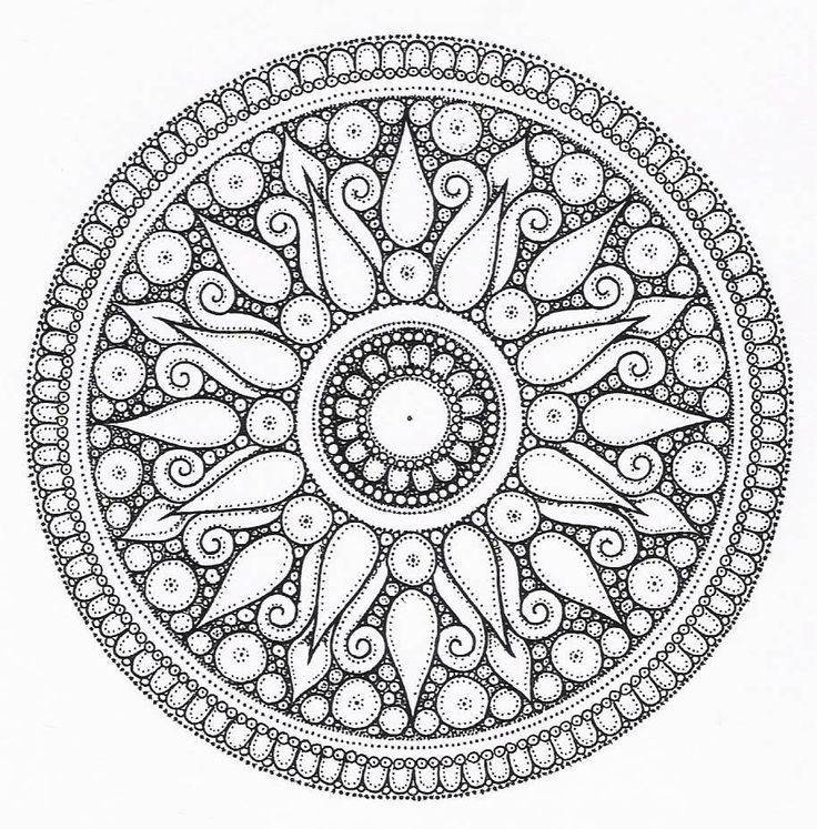 Pinterest The World S Catalog Of Ideas Sun Moon Mandala Coloring