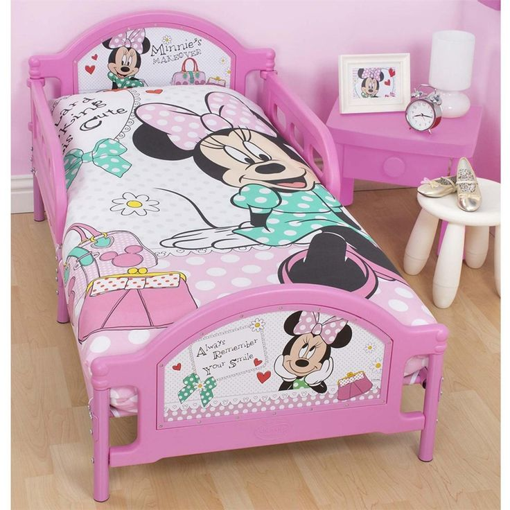 Disney Machine WashableTo Fit Cot Junior And Toddler Beds Product Code