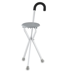 Walking Cane and Seat, $39.99