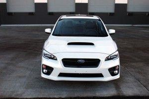 2015 Subaru Impreza WRX review