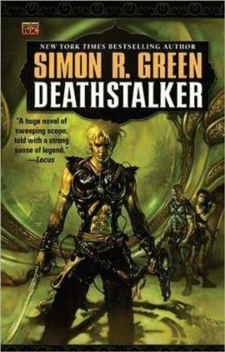 Deathstalker (Deathstalker #1) by Simon R. Green