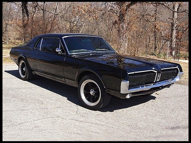 F91 1968 Mercury Cougar Resto Mod 331 CI, Automatic Photo 1