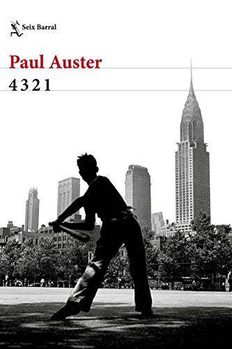 4321 de Paul #Auster #novedades #literarias #ficción