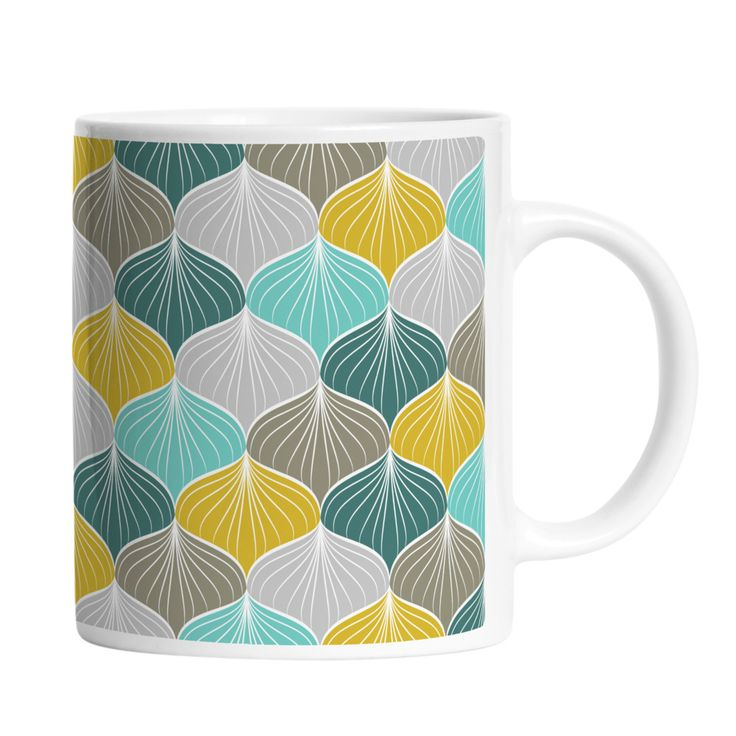 """Hrnky Butter Kings jsou všechno, jen ne nudné! Jsou vyrobeny z kvalitní keramiky, hrají všemi barvami a jejich dokonale promyšlené vzory vás uchvátí dříve než řeknete """"čaj"""". Právě jste našli svého srdce šampiona!"""
