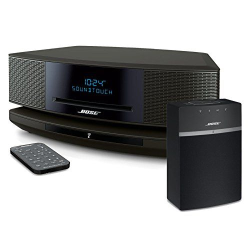 Bose Wave SoundTouch IV - Espresso Black & SoundTouch 10 ...