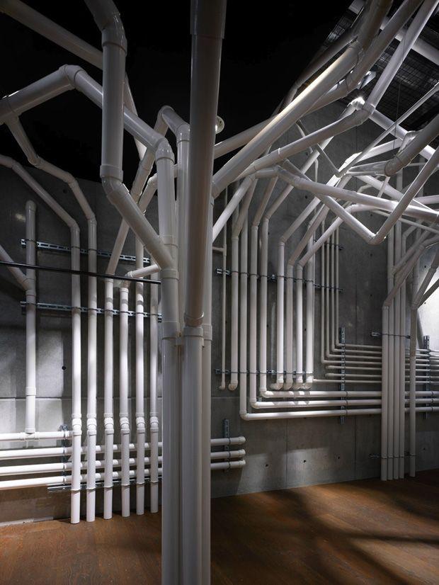 Nature Factory Installation @ Diesel Denim Gallery | Hypebeast