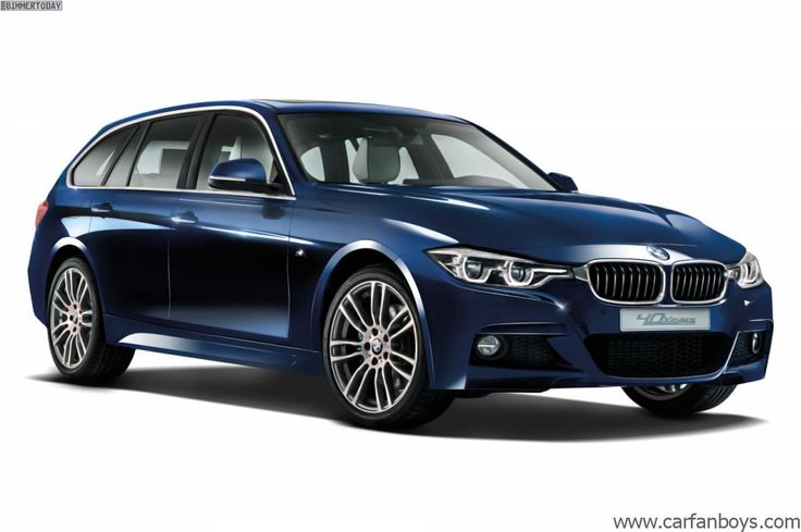 BMW 320d xDrive Touring 40 Years Edition | CarFanboys.Com