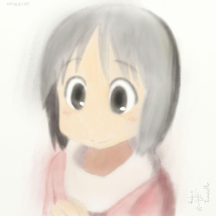 https://flic.kr/p/BHL4ag   Nichijou 日常 - Nano Shinonome 東雲 なの