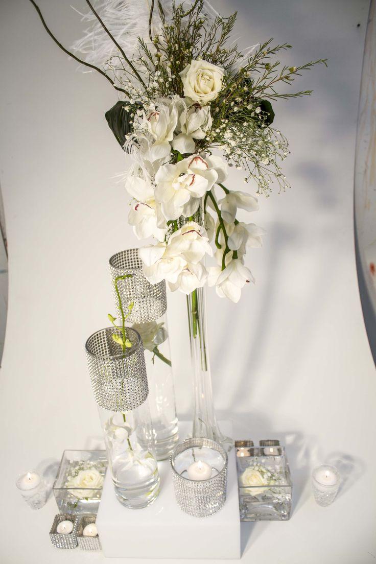 68 best Centerpieces & Florals images on Pinterest | Blossoms ...