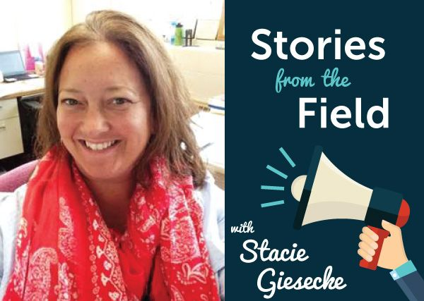 Stories From the Field : Interview with Stacie Giesecke | Ms. Houser | Bloglovin'