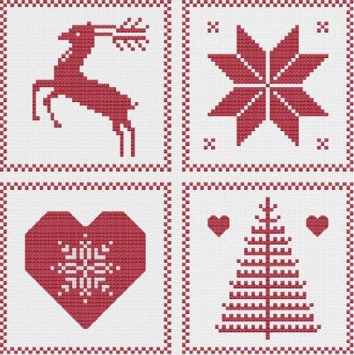 Scandinavian Cross Stitch Inspiration Blog