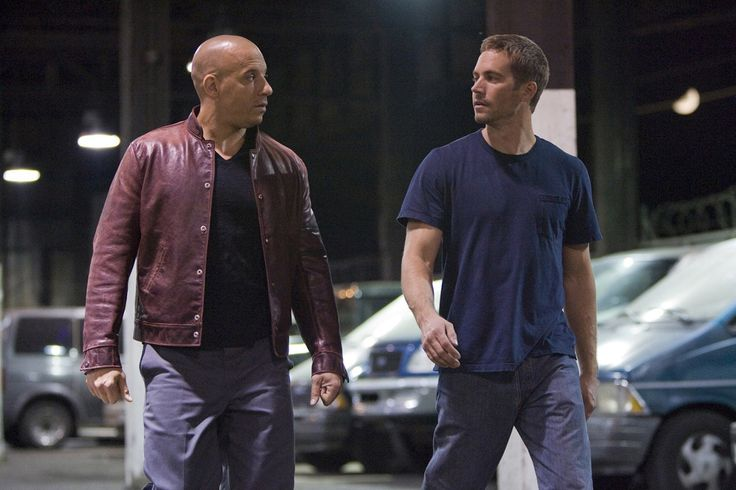 """To survive you must tell stories."" — ""There is no Fast and Furious without Paul..."
