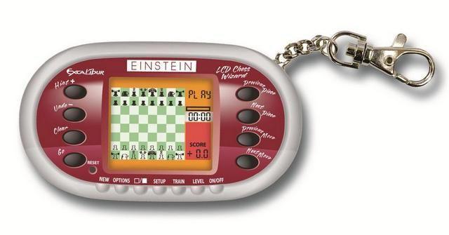 Amazing ChessBaron Keychain Chess Computer - (0)1278 426100
