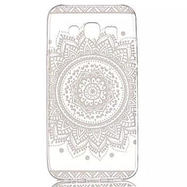 Spitze Blumenmuster weiche Material transparent tpu Telefonkasten für Samsung-Galaxie j5 4741761 2016 – €3.91