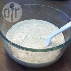 Foto de la receta: Aderezo de queso azul