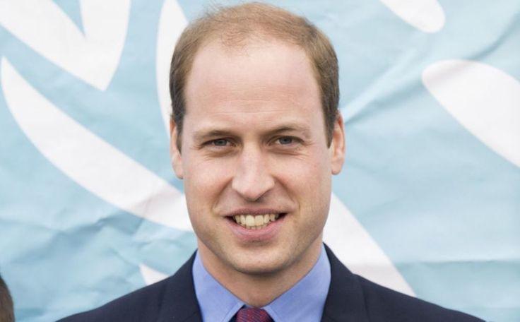 Aha: dus is dit de reden dat prins William in Kenia is?