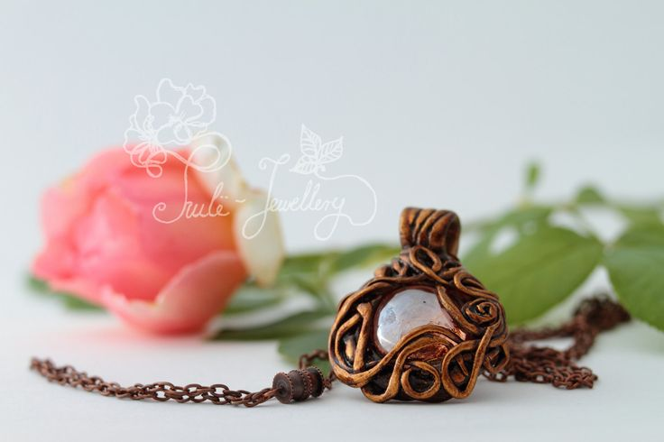 Woodland knots by Tuilejewellery on Etsy