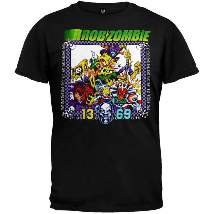 Rob Zombie - 1369 T-Shirt