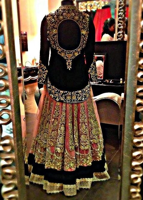 Gorgeous Indian Lengha Indian Designer Clothing Wedding
