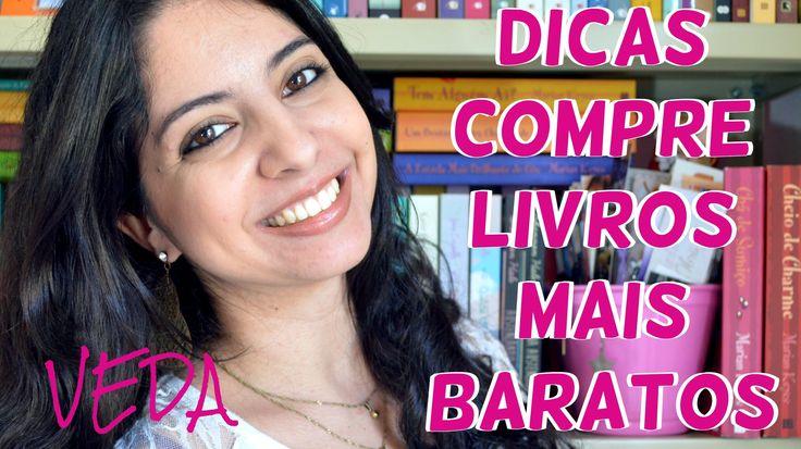 [Minha Vida  Literária] VEDA #12 || Dicas || Como comprar livros mais ba...