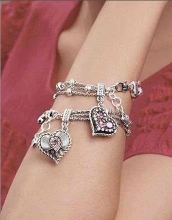 Power of Pink bracelet. I love my bracelet!