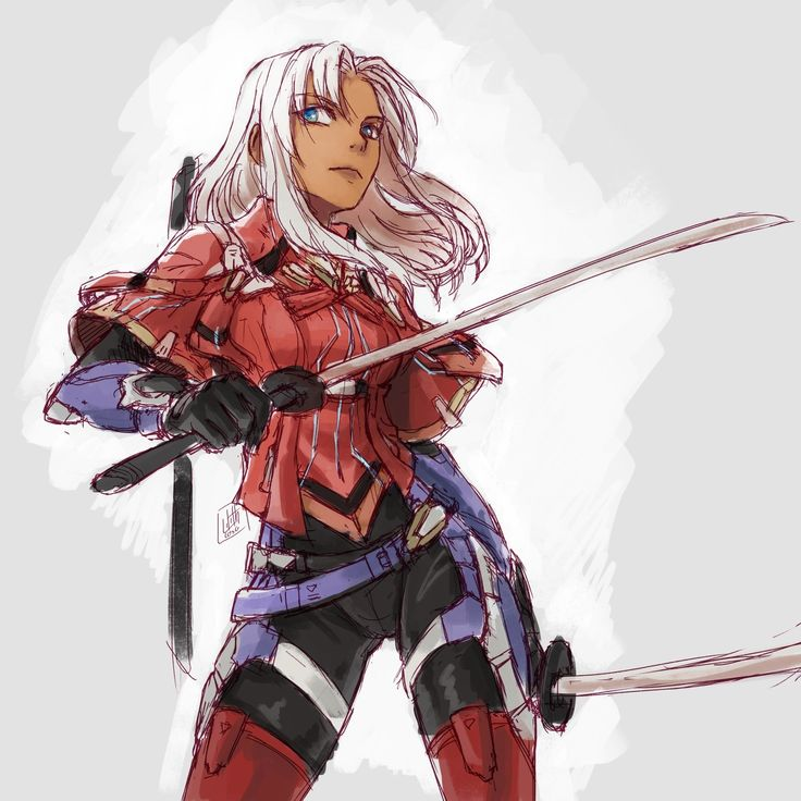 Elma Form 1 (Xenoblade Chronicles X)