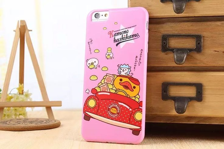duck iphone case for iphone 6[inch4.7] and iphone6[inch5.5]