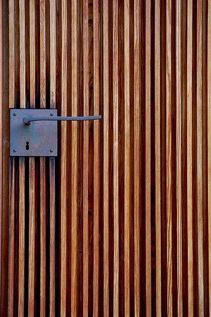Door Handle. Studioforma. stripes