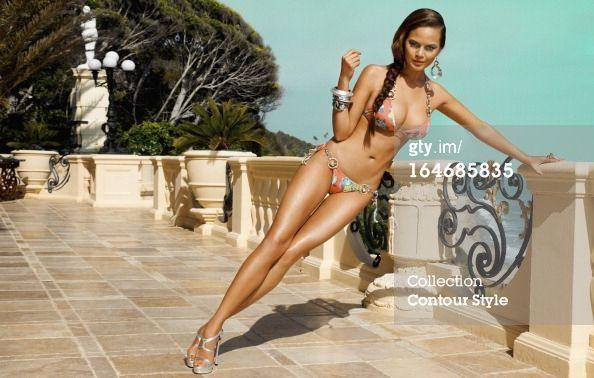 Models Christine Teigen and Valerie Van Der Graa are photographed for... News Photo 164685835