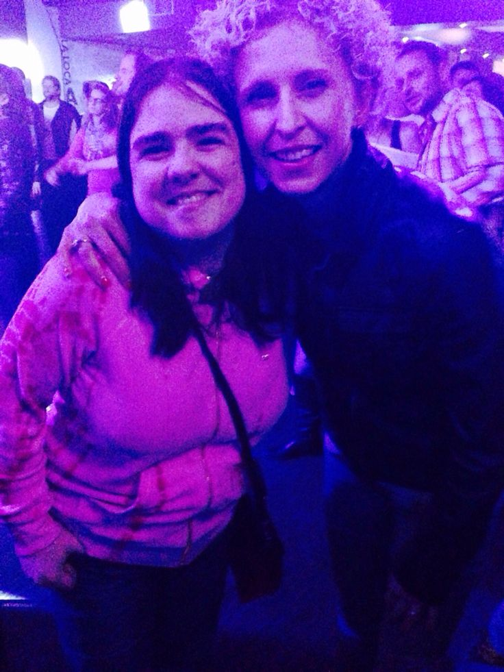 JáS Mojí Kámoškou Marthou V Klubu La Loca 4.11.2014/Me And My Friend Martha In Da Club La Loca 4.11.2014