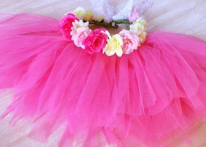 簡単100均DIY♡ドレス色当てクイズ・ぬいぐるみ衣装として人気の〔水切りネットチュチュ〕って何?♡