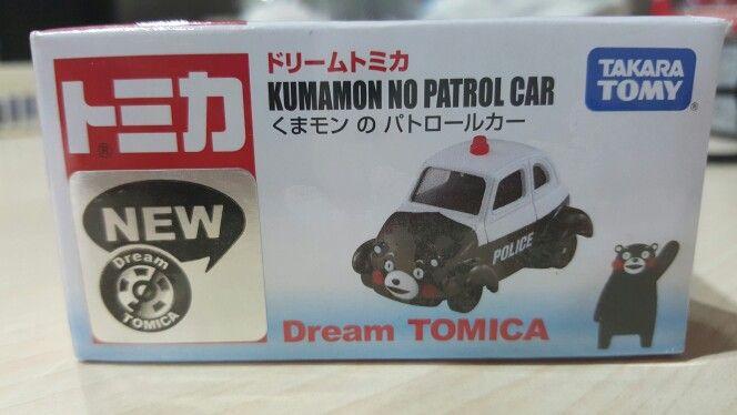 Tomica kumamon Patrol Car