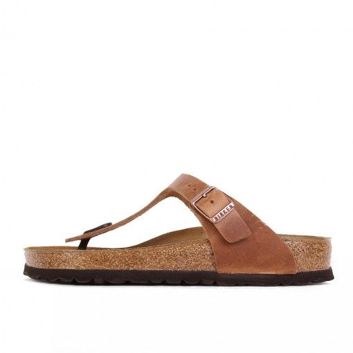 Birkenstock Gizeh FL Antik Braun #latestpickup #lpu #sneakers