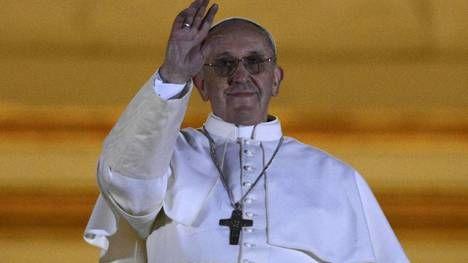 The new Pope is the Argentine Jorge Bergoglio