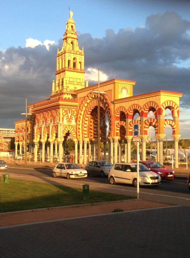 Portada de la Feria de Córdoba
