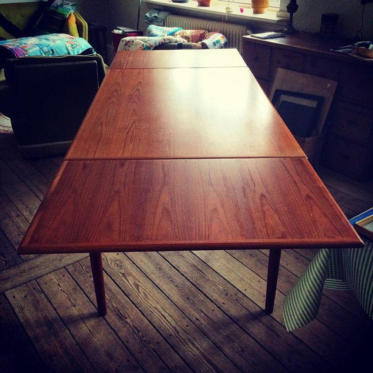 Lovely teak table