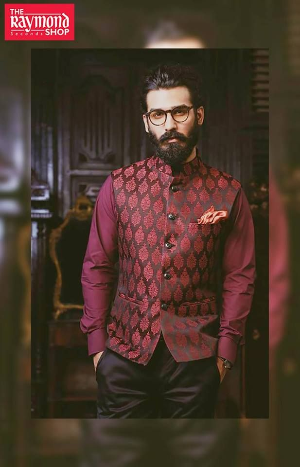 Want to look your ethnic best? At The Raymond Seconds Shop - Paldi you will find a wide range of ethnic wear in various hues & designs that suit your every mood and occasion :) #MensWear #Gentleman #Lookastic #EthnicCollection #Exclusive #Traditional #Sherwani #Kurta #IndoWestern #ShopThisLook #LookFab #PicturePerfect #Raymond #RaymondStore #Ahmedabad