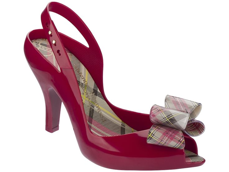 HIGH HEELS : VIVIENNE WESTWOOD ANGLOMANIA+MELISSA LADY DRAGON XI